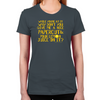 Lemon Juice Women's Fitted T-Shirts