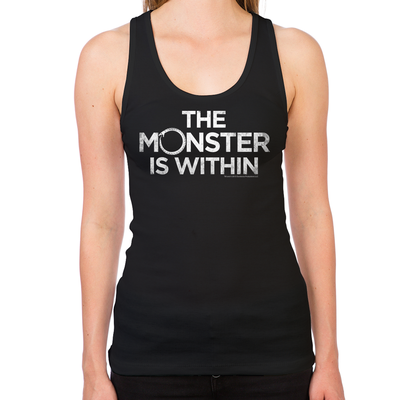 Monster Within Women's Racerback Tank