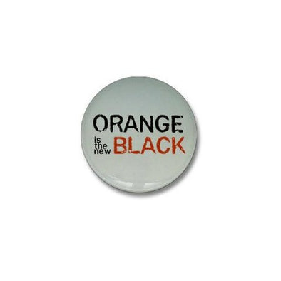 Orange Is The New Black Mini Button