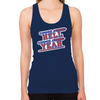 Blue Mountain State Hell Yeah Women's Racerback Tank