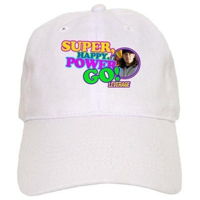 Super Happy Power Go Ball Cap