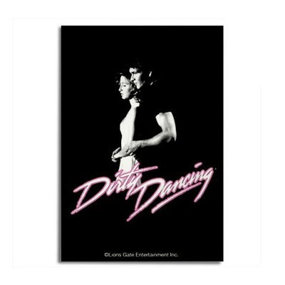 Dirty Dancing Johnny and Baby Magnet