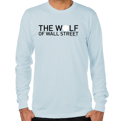 Wolf of Wall Street Long Sleeve T-Shirt