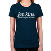 Jenkins Quick Question Women's T-Shirt