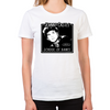Dirty Dancing Johnny Castle School of Dance Women's Fitted T-Shirt