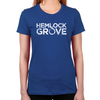 Hemlock Grove Women's Fitted T-Shirt