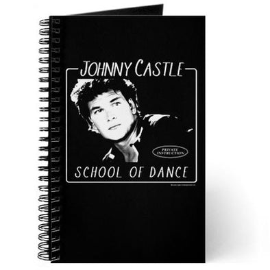 Dirty Dancing Johnny Castle School of Dance Journal