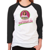 Dirty Dancing I Carried a Watermelon Women's Baseball T-Shirt