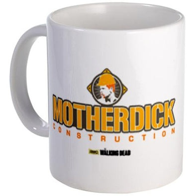 Motherdick Construction Mug