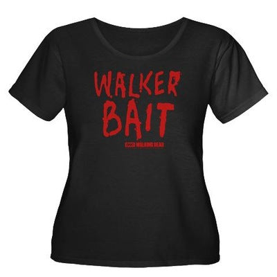 Walker Bait Women's Plus Size T-Shirt