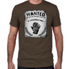 Six Fingered Man Fitted T-Shirt
