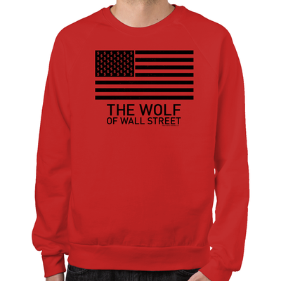 Wolf of Wall Street Average F***ing Sucks Sweatshirt