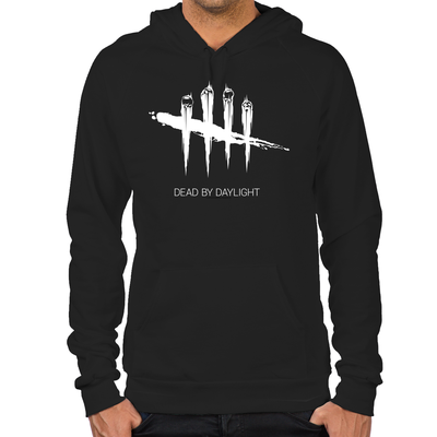 Dead By Daylight White Hoodie
