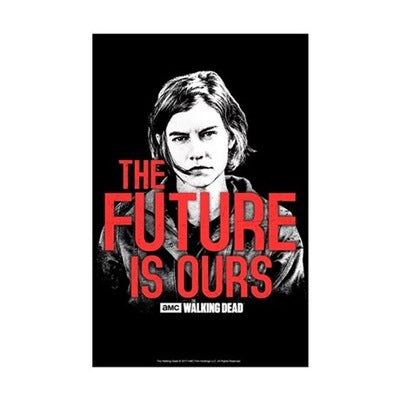 The Future is Ours Mini Poster Print
