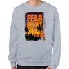FTWD Fear Begins Here Sweatshirt