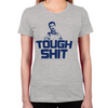 OITNB Tough Shit Women's Fitted T-Shirt