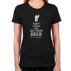 Keep Calm and Get Some Beer Women's T-Shirt