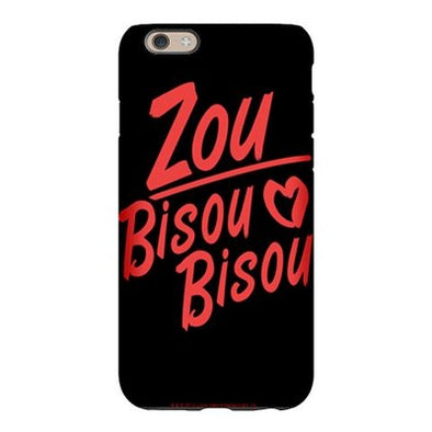 Zou Bisou Bisou iPhone 6 Slim Case