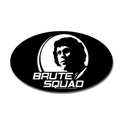Brute Squad Sticker