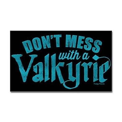 Lost Girl Valkyrie Sticker