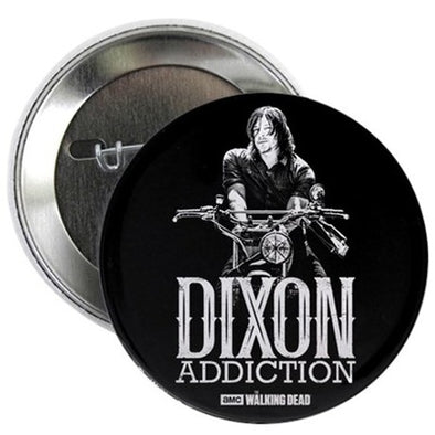 "Daryl Dixon Addiction 2.25"" Button"