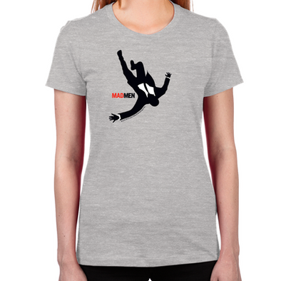 Falling Mad Men Women's T-Shirt