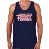 Dirty Dancing Nobody Puts Baby in a Corner Men's Tank