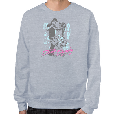 Dirty Dancing Dance Moves Sweatshirt