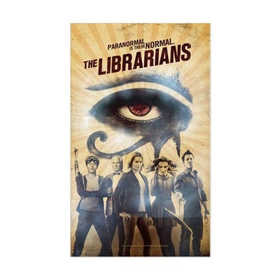 The Librarians Season 3 Sticker
