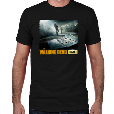 The World Needs Rick Grimes Fitted T-Shirt