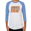 Ace Ventura Laces Out Men's Baseball T-Shirt