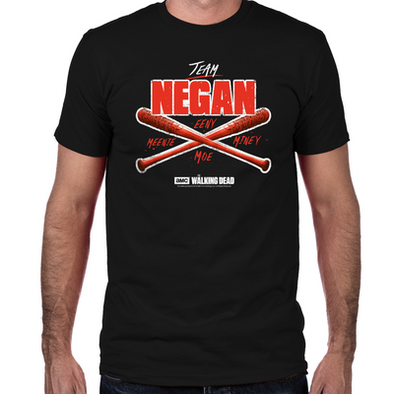 Team Negan Fitted T-Shirt