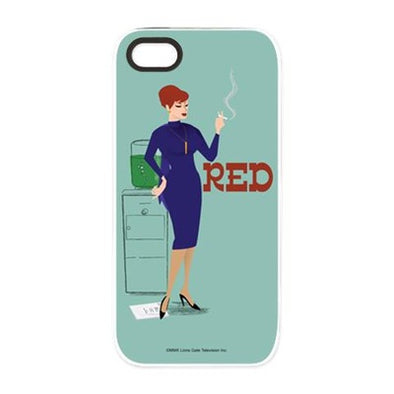 Mad Men Red iPhone 5/5S Tough Case