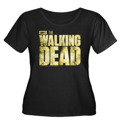 The Walking Dead Women's Plus Size T-Shirt