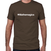 #Mathemagics Fitted T-Shirt
