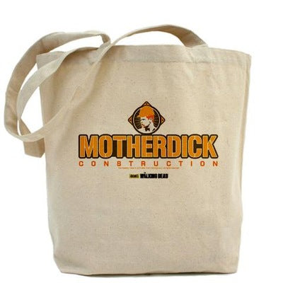 Motherdick Construction Tote Bag