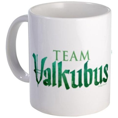 Lost Girl Team Valkubus Mug