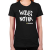 Wolves Not Far Women's T-Shirt
