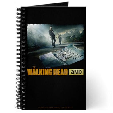 Walking Dead The New World Needs Rick Grimes Journal