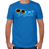 Retro Sunglasses Fitted T-Shirt