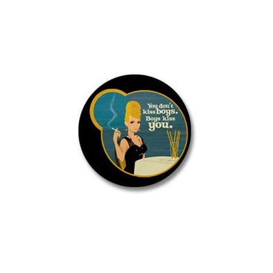 Mad Men Betty Draper Mini Button