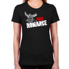 Bullets and Tattoos Women's Fitted T-Shirts