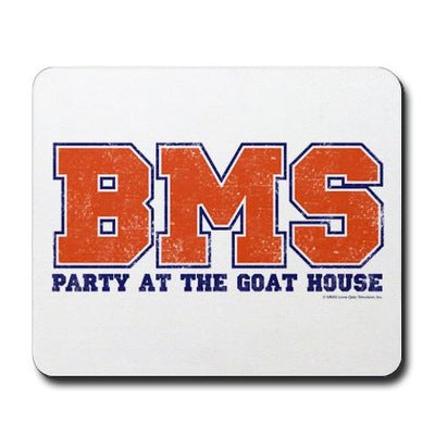 BMS Party at the Goat House Mousepad