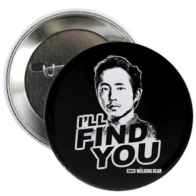 Glenn's Last Words Button