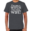 Witch Wife Men's T-Shirt