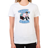 Ace Ventura Ready to Go In Coach Women's T-Shirt