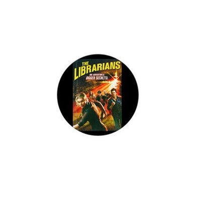 The Librarians Season 4 Mini Button