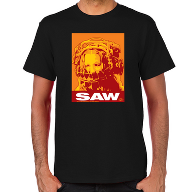 Saw Trap Men's Classic T-Shirt