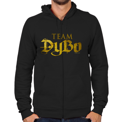 Lost Girl Team DyBo Zip Hoodie