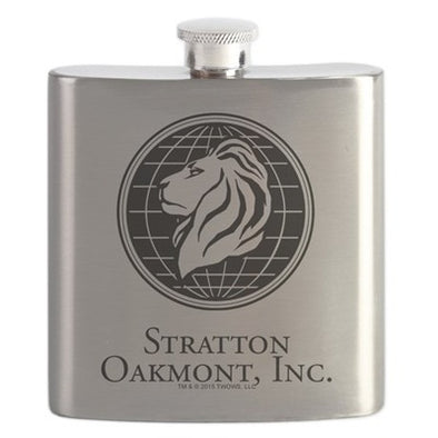 Stratton Oakmont Flask